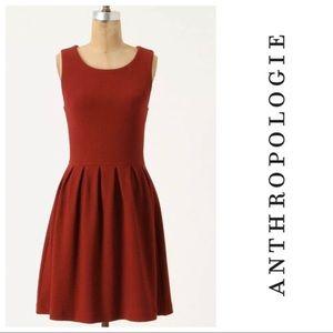 Anthropologie Dresses - Anthropologie Ganni Textured Knit Flare Dress